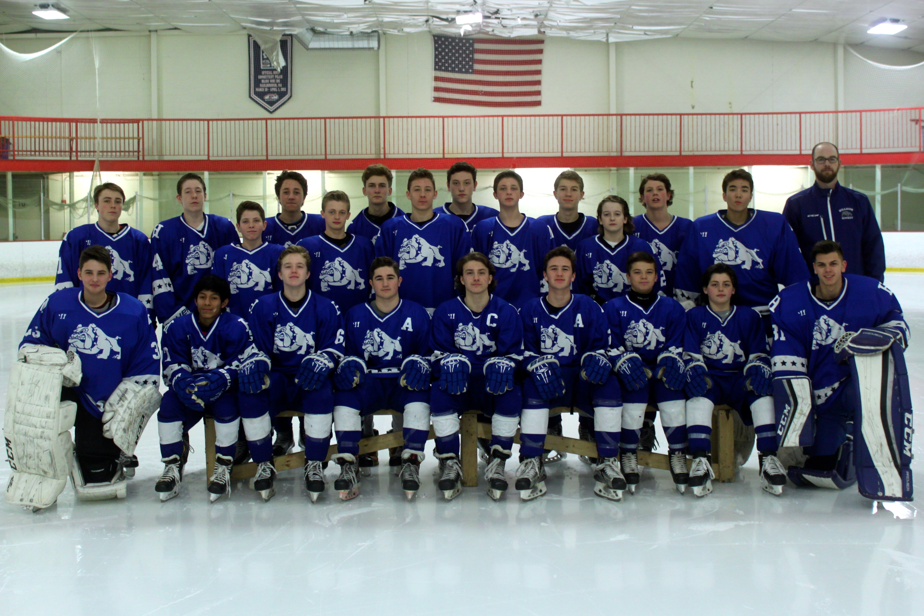 Hillside School Varsity Ice Hockey